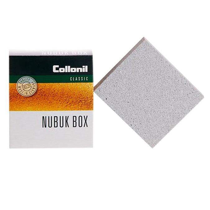 Reinigungsgummi mit Crepe für Velours- und Nubukleder collonil, Neutral, 902-6038 - 13