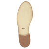 Damen-Halbschuhe aus Leder bata, Beige, 524-8482 - 26