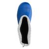 Blaue Gummistiefel für Kinder mini-b, Blau, 292-9200 - 19