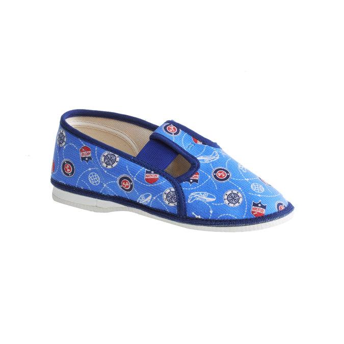 Kinder-Pantoffeln bata, Blau, 279-9011 - 13