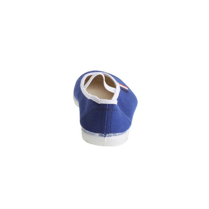 Kinder-Turnschuhe bata, Blau, 379-9100 - 17