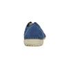 Sneakers aus Leder weinbrenner, Blau, 546-9238 - 17