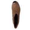 Damen-Knöchelschuhe bata, Braun, 696-4603 - 19