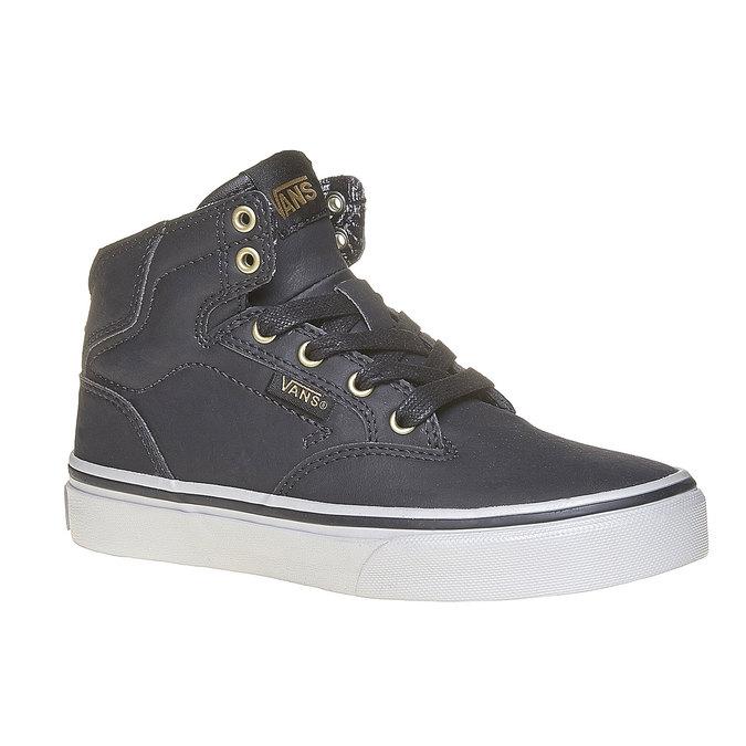 Knöchelhohe Kinder-Sneakers vans, Grau, 401-6310 - 13