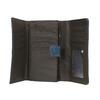 Blaue Damen-Geldbörse bata, Blau, 941-9153 - 15