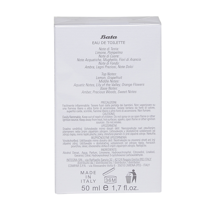 Eau de Toilette unisex bata, Neutral, 900-0201 - 26