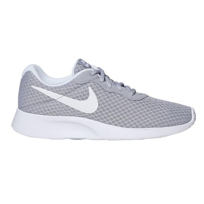 Damen-Sneakers nike, Grau, 509-2557 - 15