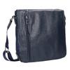 Herrentasche im Crossbody-Stil bata, Blau, 961-9508 - 13