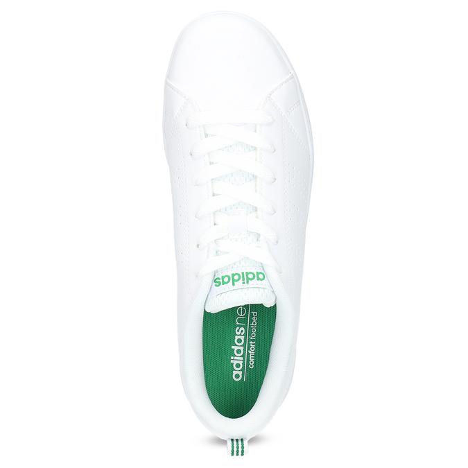 Weiße Kinder-Sneakers adidas, Weiss, 401-1233 - 17