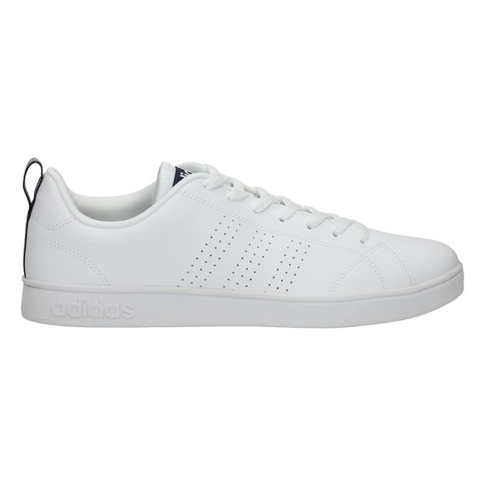 Herren-Sneakers mit Perforation adidas, Weiss, 801-1100 - 15