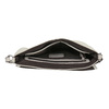 Crossbody-Handtasche mit perforierter Klappe bata, Beige, 961-2709 - 15