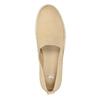 Leichte Damen-Slippers bata, Beige, 516-8601 - 19