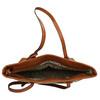 Shopper-Handtasche mit geflochtenem Muster gabor-bags, Beige, 961-8073 - 15