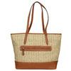 Shopper-Handtasche mit geflochtenem Muster gabor-bags, Beige, 961-8073 - 19
