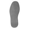 Legere Lederhalbschuhe bata, Grau, 853-2612 - 17