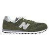 Herren-Sneakers aus Leder new-balance, khaki, 803-7107 - 15