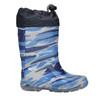Kinderstiefel mit Muster mini-b, Blau, 192-9110 - 15