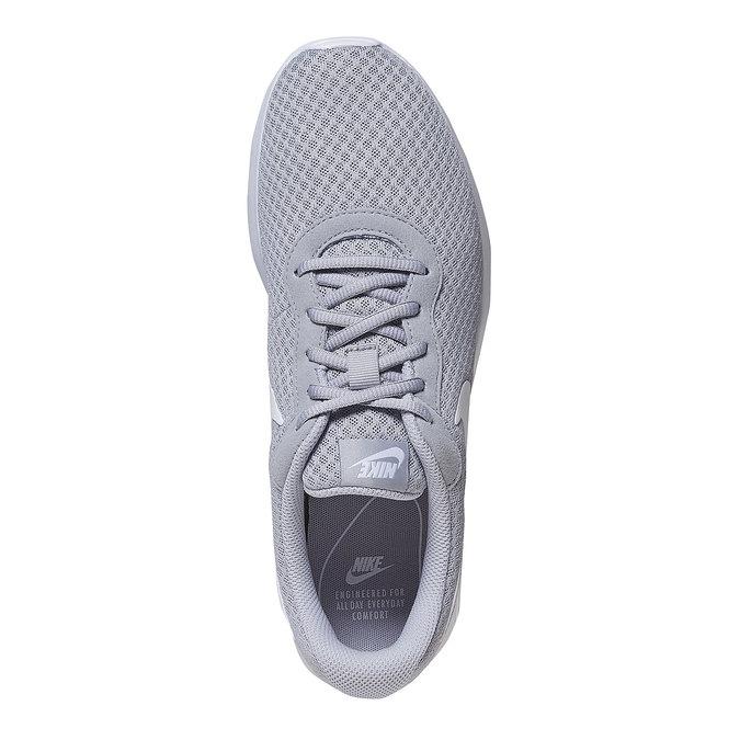 Graue Sneakers in sportlichem Stil nike, Grau, 809-2557 - 19