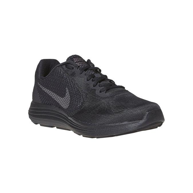 Schwarze, sportliche Herren-Sneakers nike, Schwarz, 809-6149 - 13