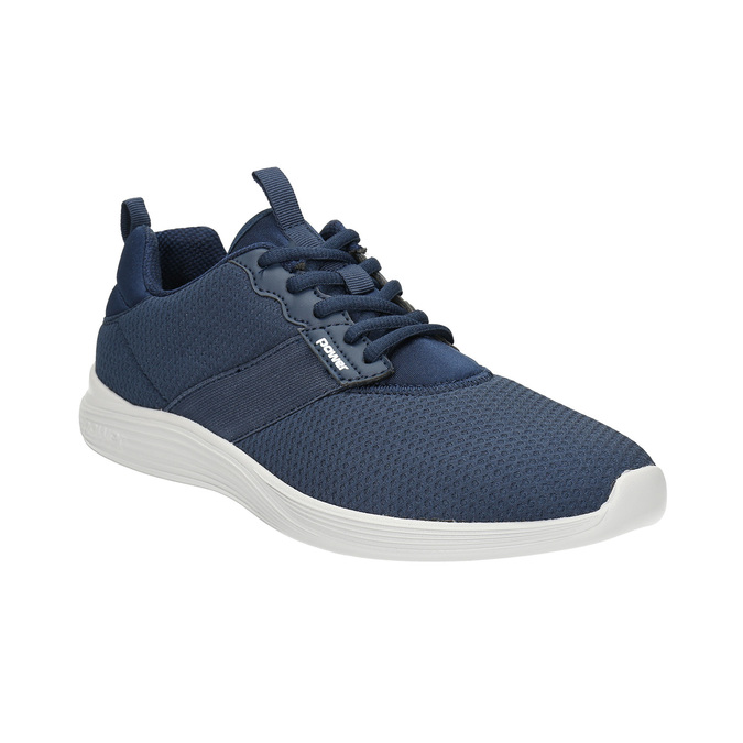 Blaue Herren-Sneakers power, Blau, 809-9175 - 13