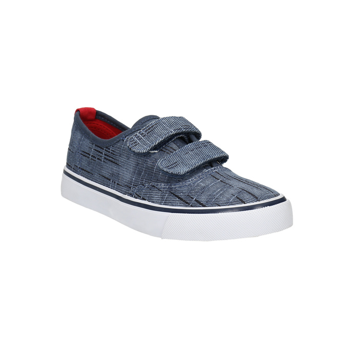 Kinder-Sneakers mit Klettverschluss north-star-junior, Blau, 219-9611 - 13