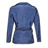 Blauer Damen-Trenchcoat bata, Blau, 979-9205 - 26