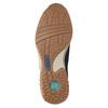 Damen-Sneakers aus Leder gabor, Blau, 626-9205 - 26