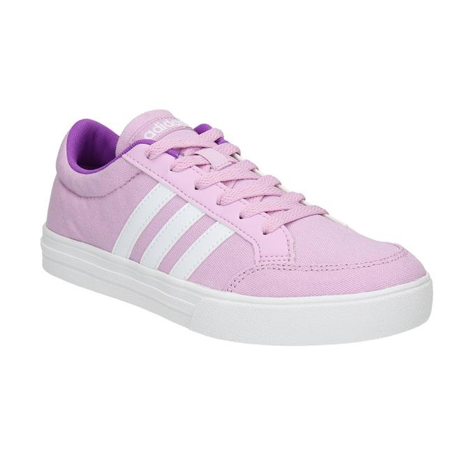 Lila Mädchen-Sneakers adidas, Violett, 489-9119 - 13