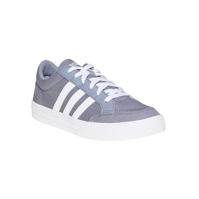 Graue Herren-Sneakers adidas, Grau, 889-2235 - 13