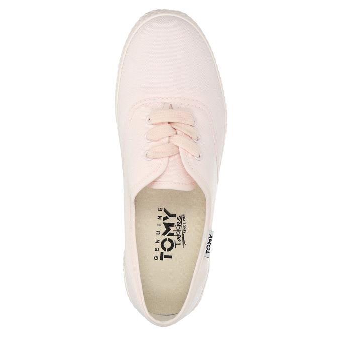Rosa Damen-Sneakers tomy-takkies, Rosa, 589-5180 - 19