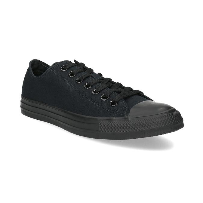 Schwarze Herren-Sneakers converse, Schwarz, 889-6279 - 13