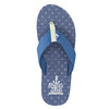 Blaue Herren-Flipflops north-star, Blau, 871-9616 - 26