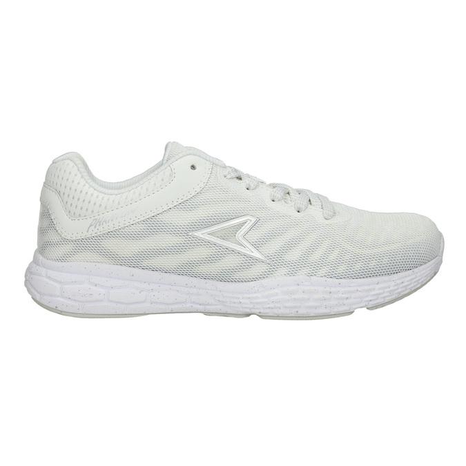 Sportliche Damen-Sneakers power, Weiss, 509-1220 - 26