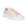 Damen-Sneakers aus Leder bata, Rosa, 526-5641 - 13