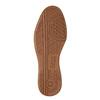 Knöchelhohe Herren-Sneakers north-star, Braun, 841-3608 - 19