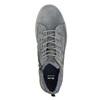 Knöchelhohe Herren-Sneakers bata, Grau, 846-2651 - 26