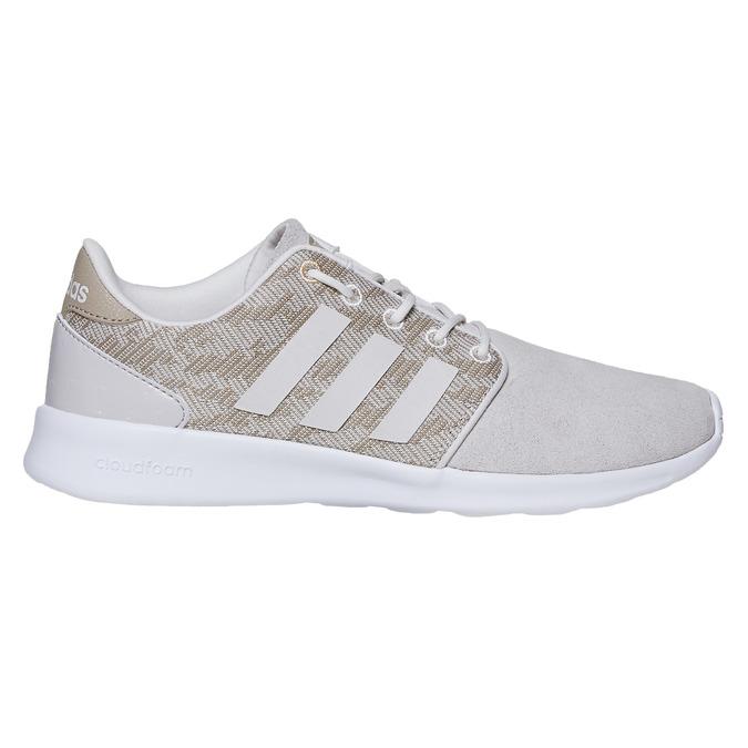 Damen-Sneakers mit Muster adidas, Beige, 503-3111 - 15