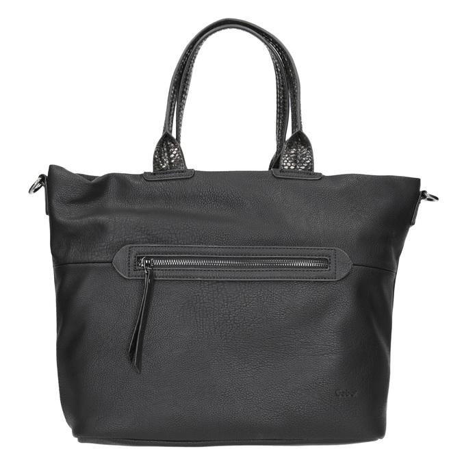 Schwarze Damenhandtasche gabor-bags, Schwarz, 961-6034 - 26