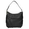 Schwarze Damenhandtasche mit Gurt gabor-bags, Schwarz, 961-6061 - 16