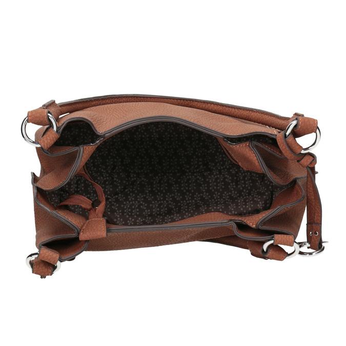 Braune Damenhandtasche gabor-bags, Braun, 961-3049 - 15