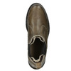 Damen-Chelsea-Boots aus Leder bata, Braun, 596-7680 - 15