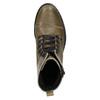 Damen-Knöchelschuhe aus Leder bata, Braun, 596-7681 - 15
