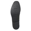 Damen-Chelsea-Boots aus Leder bata, Rot, 596-5679 - 19