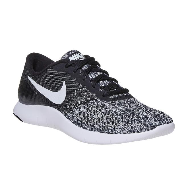 Damen-Sneakers mit Muster nike, Schwarz, 509-6189 - 13