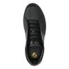 Schwarze Damen-Sneakers atletico, Schwarz, 501-6171 - 15