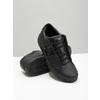 Schwarze Damen-Sneakers atletico, Schwarz, 501-6171 - 18