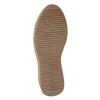 Leder-Knöchelschuhe mit Schnürung bata, Schwarz, 596-6673 - 17