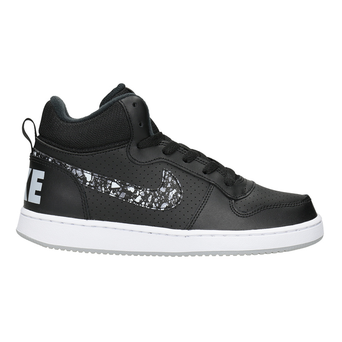 Knöchelhohe Kinder-Sneakers nike, mehrfarbe, 401-0532 - 26