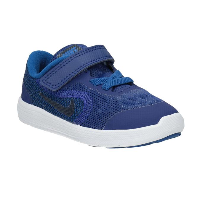 Blaue Kinder-Sneakers nike, Blau, 109-9132 - 13