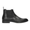 Herren-Chelsea-Boots aus Leder vagabond, Schwarz, 814-6024 - 26